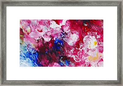 Passionate Dreaming Framed Print by  Sharon Ackley