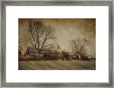 Past Prime Framed Print by Robin-lee Vieira
