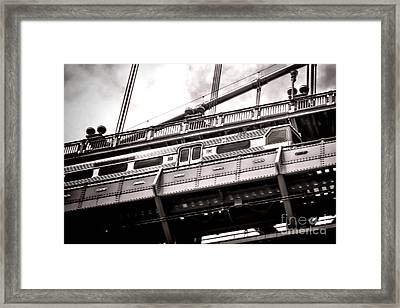 Patco Framed Print by Olivier Le Queinec