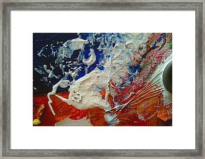 Pause - 1999 Framed Print by Mirko Gallery