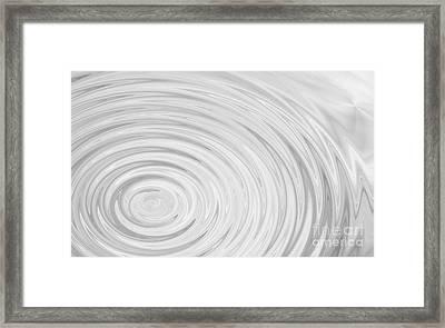 Pause Framed Print by Kristi Kruse