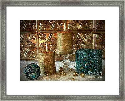 Peace Be With You Framed Print by Inspired Nature Photography Fine Art Photography