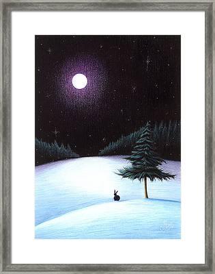 Peace Framed Print by Danielle R T Haney