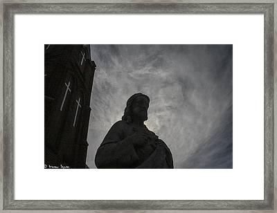 Peace  Framed Print by Steven  Taylor