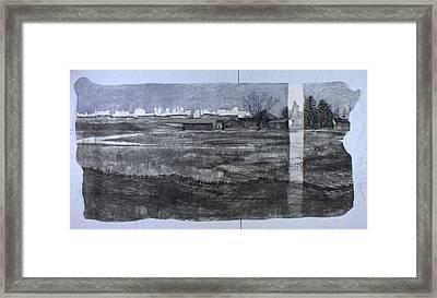 Pennsylvania German Heritage Center Framed Print by Jacob Mccauley