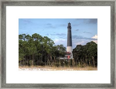 Pensacola Lighthouse Framed Print by JC Findley