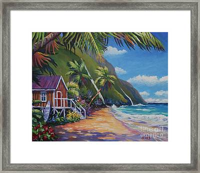 Perfect Day Framed Print by John Clark