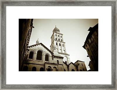 Perigueux Framed Print by Frank Tschakert