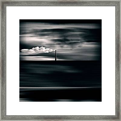 Persistence Framed Print by Andrei SKY