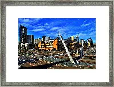 Petco Park Framed Print by See My  Photos