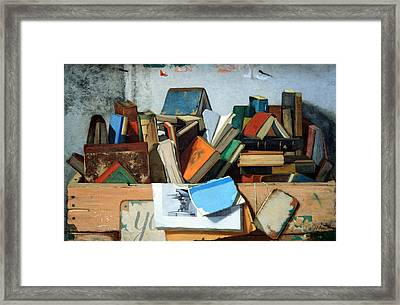 Peto's Take Your Choice Framed Print by Cora Wandel