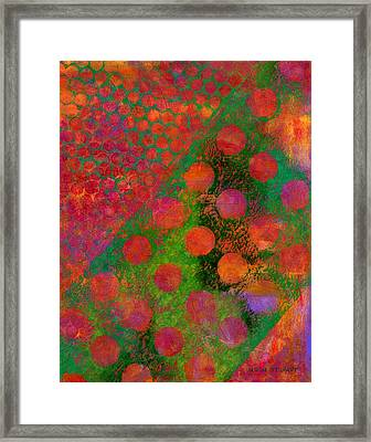 Phase Series - Direction Framed Print by Moon Stumpp