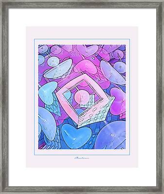 Phastasm Framed Print by Gayle Odsather