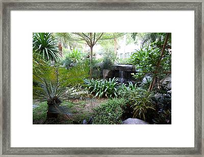 Phi Phi Cabana Hotel - Phi Phi Island - 01133 Framed Print by DC Photographer