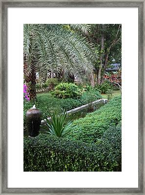 Phi Phi Cabana Hotel - Phi Phi Island - 01135 Framed Print by DC Photographer