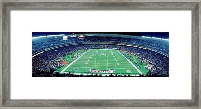 Philadelphia Eagles Nfl Football Framed Print by Panoramic Images