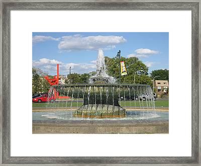 Philadelphia Pa - 121237 Framed Print by DC Photographer
