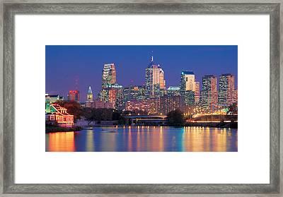 Philadelphia, Pennsylvania Framed Print by Panoramic Images