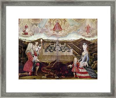 Philip V (1683-1746) Framed Print by Granger