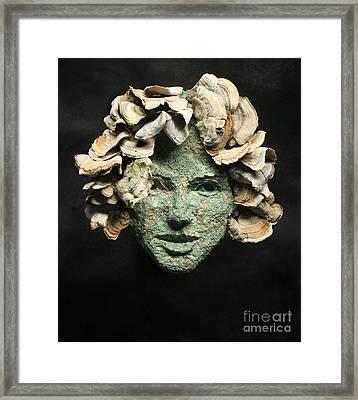 Phoebe Framed Print by Adam Long