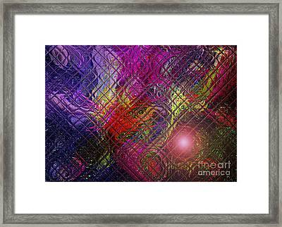 Phoenix Framed Print by Kathie Chicoine