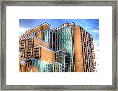 Phoenix West II Framed Print by Michael Thomas