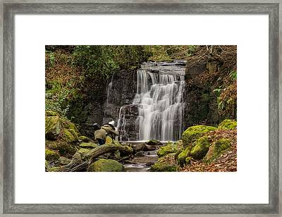Photographer In Action. Framed Print by Daniel Kay