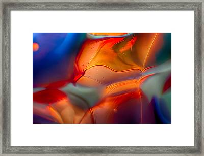 Piano Mouse Framed Print by Omaste Witkowski