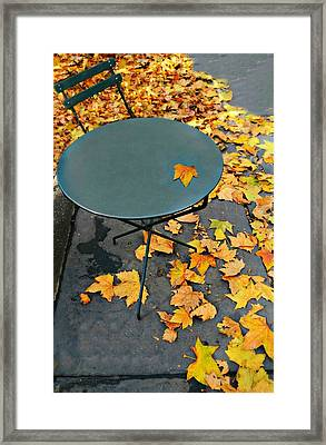 Picnic Bunch Framed Print by Diana Angstadt