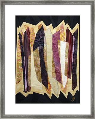 Pieces Of A Dream Framed Print by Lynda K Boardman
