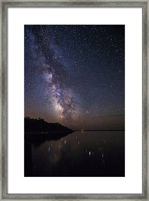 Pike Haven Framed Print by Aaron J Groen