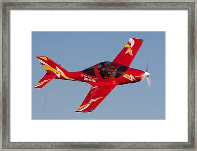 Pilots Framed Print by Paul Job