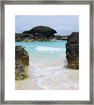 Pinball Framed Print by Luke Moore