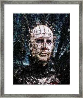 Pinhead Framed Print by Joe Misrasi