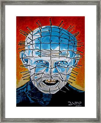 Pinhead Framed Print by Jose Mendez