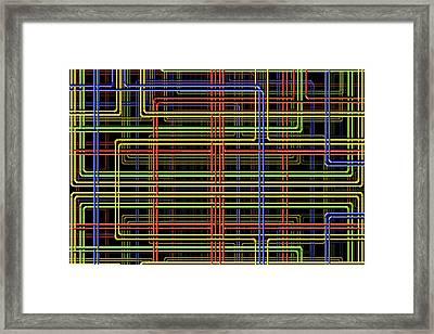 Pipe Dreams 2 Framed Print by Mike McGlothlen
