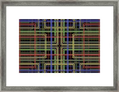Pipe Dreams 3 Framed Print by Mike McGlothlen