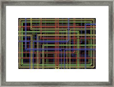 Pipe Dreams Framed Print by Mike McGlothlen