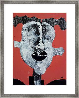 Piscis No 7 Framed Print by Mark M  Mellon