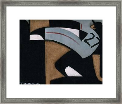 Juan Marichal High Leg Kick  Art Print Framed Print by Tommervik