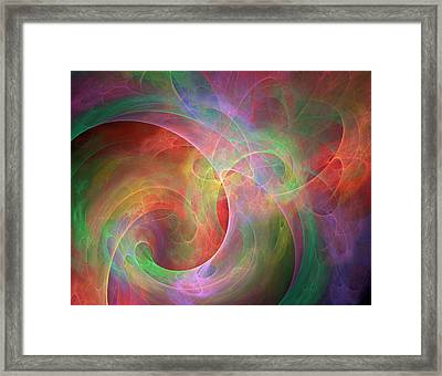 Placeres-03 Framed Print by RochVanh
