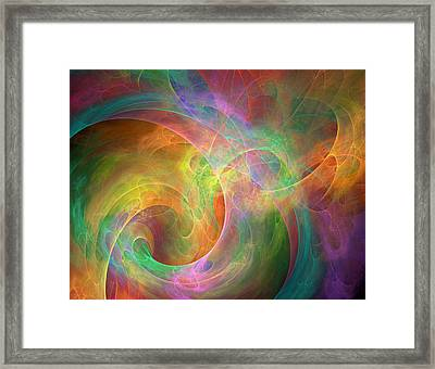 Placeres-04 Framed Print by RochVanh