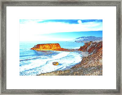 Planet Urle Titianhead Framed Print by Tom Wurl