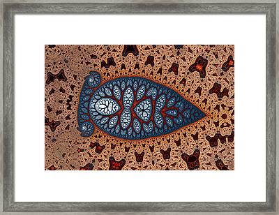 Plankton No. 2 Framed Print by Mark Eggleston