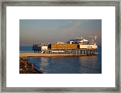 Platform Nightclub, Lighthouse Beach Framed Print by Panoramic Images
