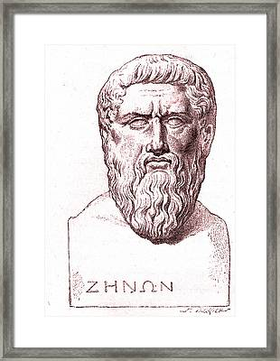 Plato Framed Print by Collection Abecasis