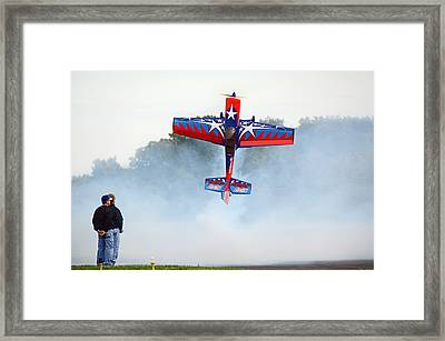 Play Date Framed Print by Steven  Michael