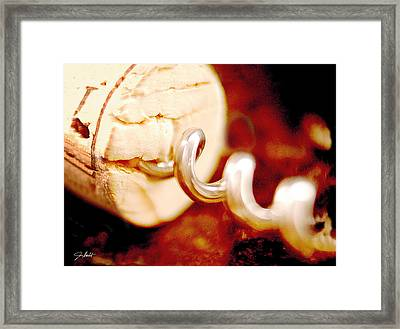 Play Time Framed Print by Jon Neidert
