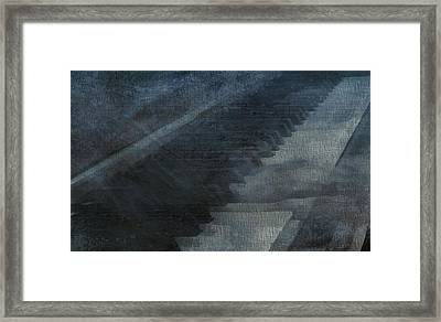 Playing Piano Framed Print by Dan Sproul