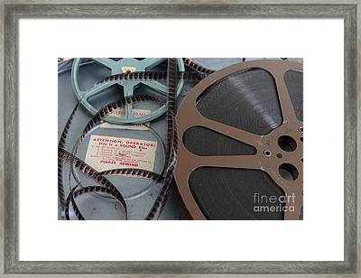 Please Rewind Framed Print by Paul Ward
